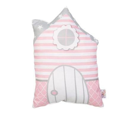 Perna decorativa Sweet Home Pink 25x33 cm
