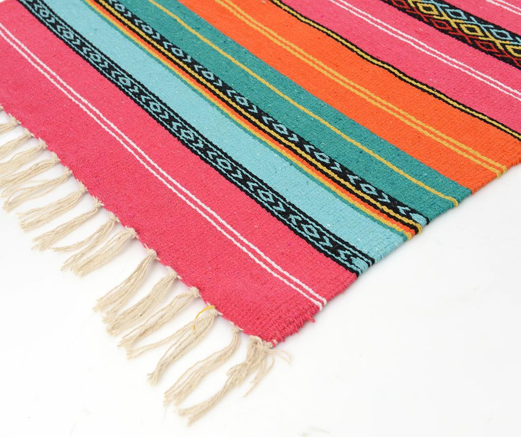 Covor tip pres Rico Mexican 60x90 cm