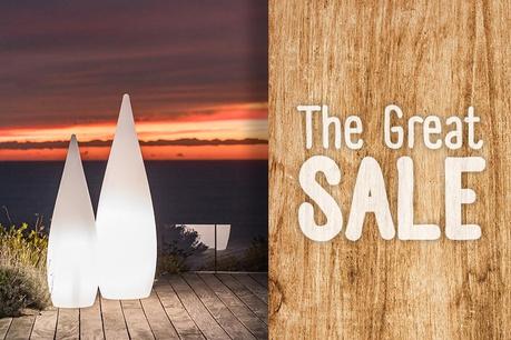 The Great Sale: Seri pe terasa