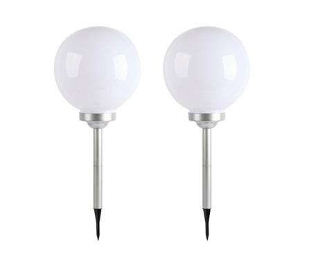 Sada 2 solárních lamp Moony M