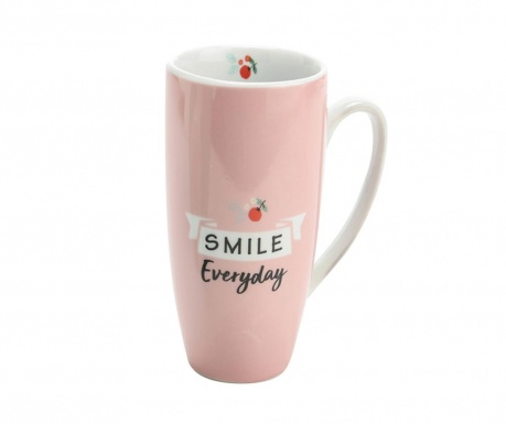 Skodelica Smile Everyday 370 ml