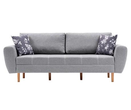 Canapea 3 locuri Igor Light Grey