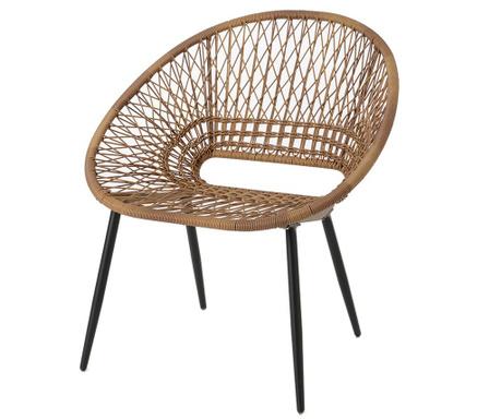 Scaun pentru exterior Weave