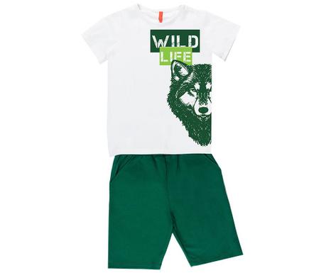 Wild Wolf Gyerek póló és rövidnadrág
