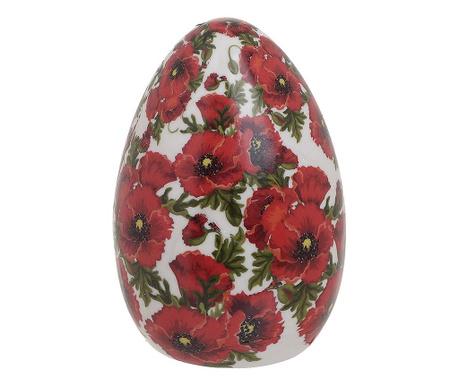 Decoratiune Egg Flower