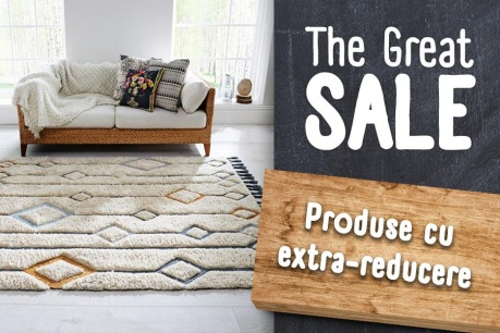 The Great Sale: Produse cu extra-reducere