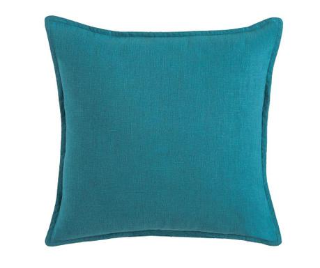 Perna decorativa Pavo Blue 45x45 cm