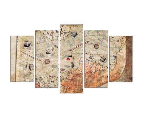 Set 5 tablouri Navigation