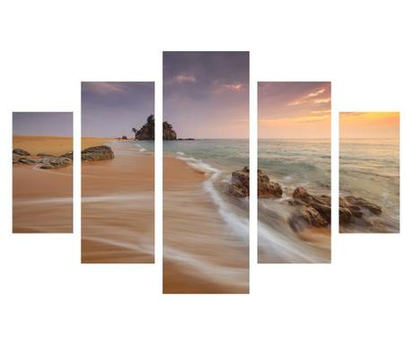 Set 5 tablouri Rocks