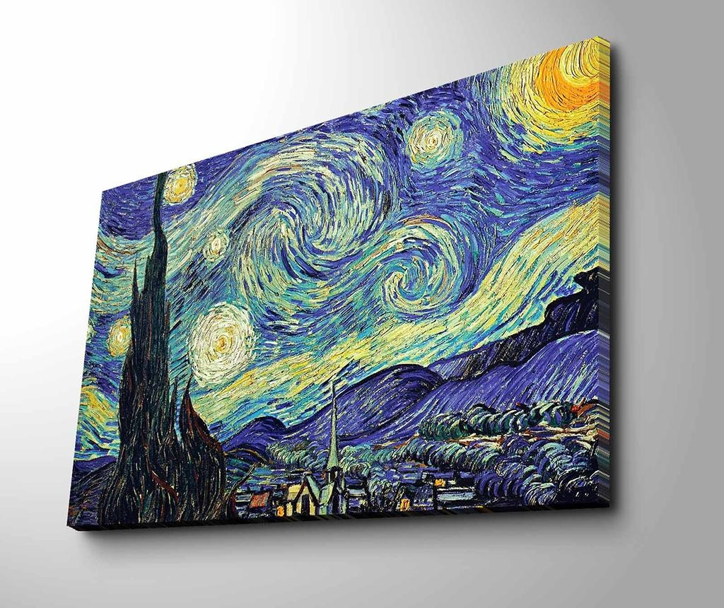 Obraz Starry Night 45x70 cm