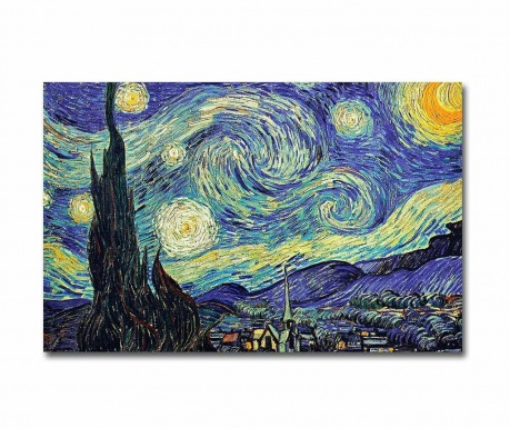 Obraz Starry Night 45x70 cm