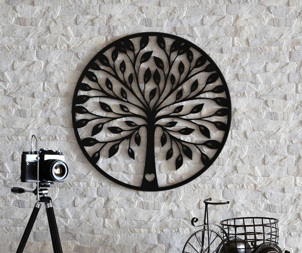 Διακοσμητικό τοίχου Glamour Black
