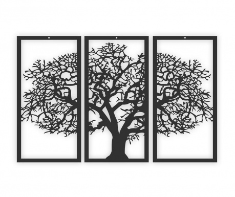 Decoratiune de perete Black Tree