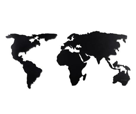 Decoratiune de perete World Black