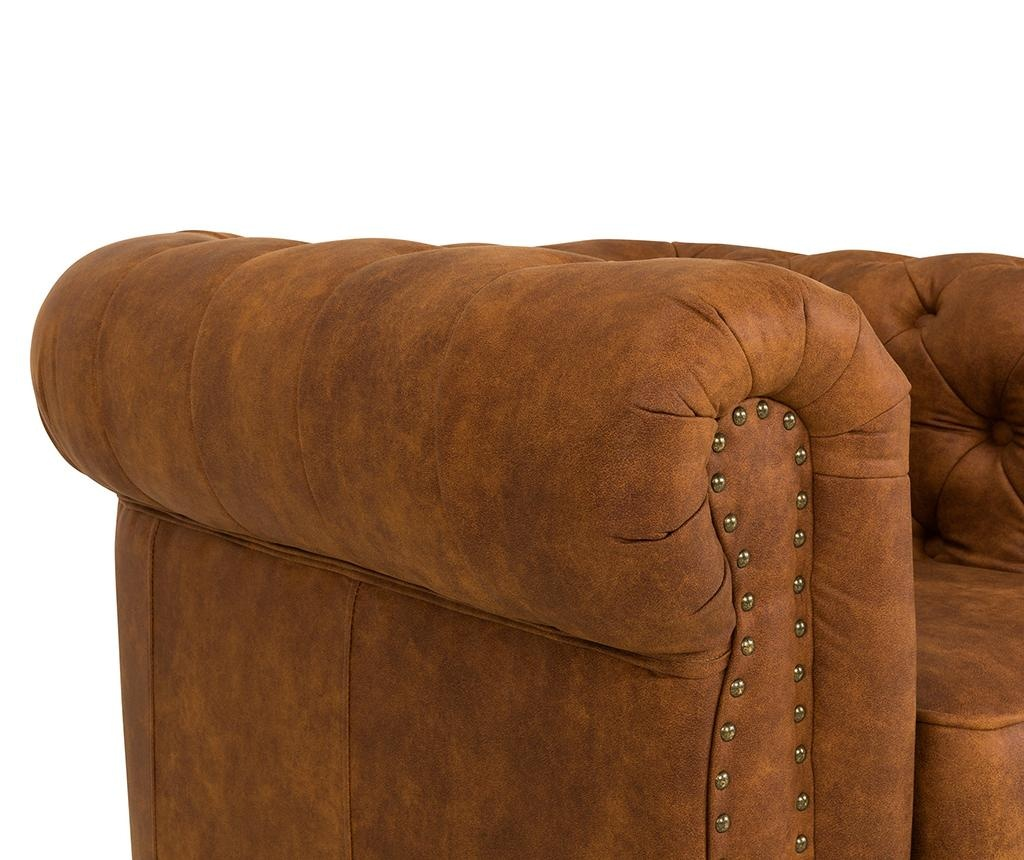 Chesterfield Vintage Cognac Fotel