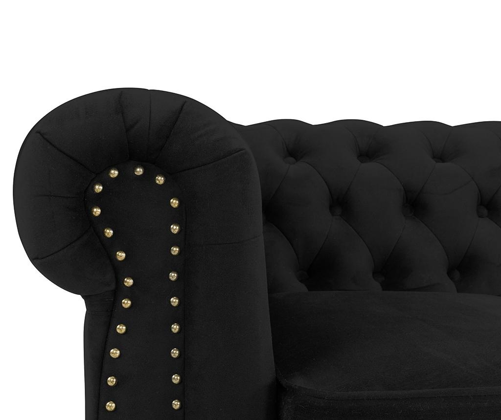 Chesterfield Black Fotel