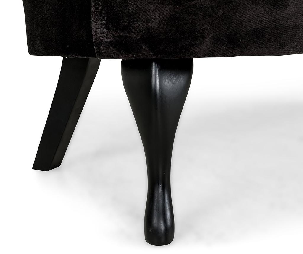 Sofa Madalina Black