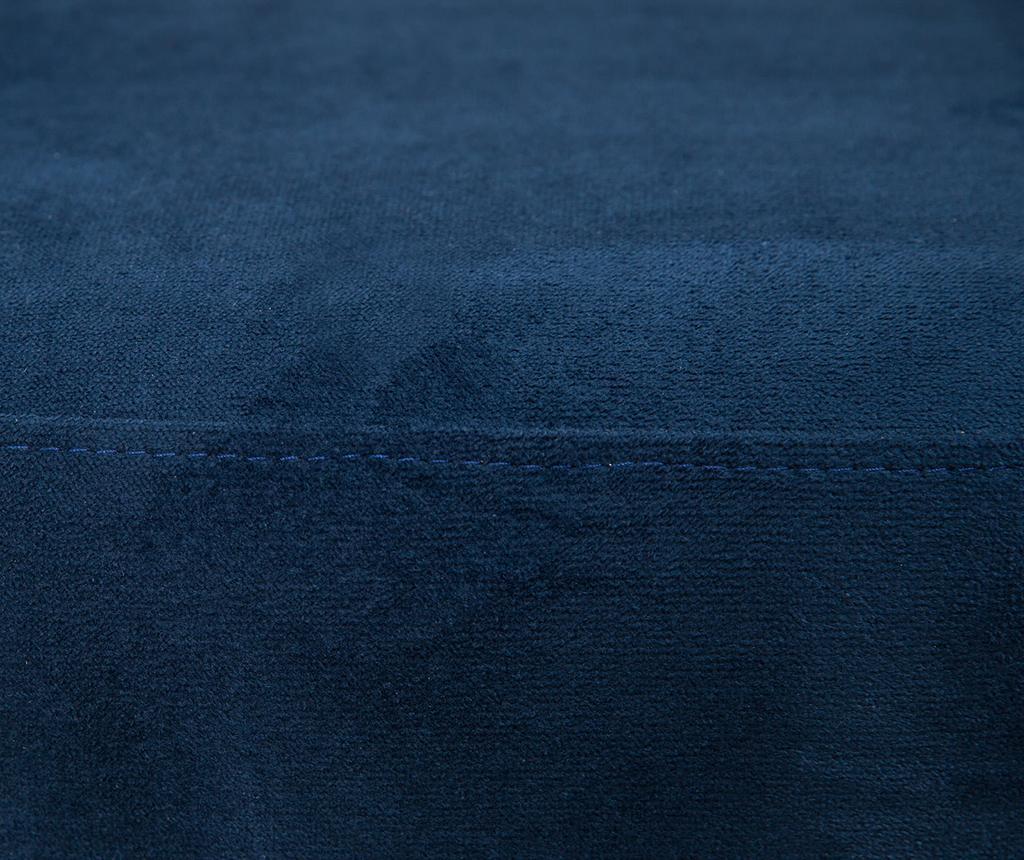 Křeslo Madalina Petrol Blue