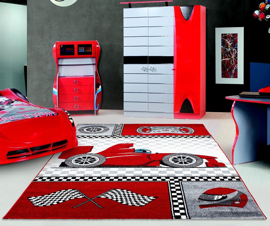 Covor Racer Red 120x170 cm