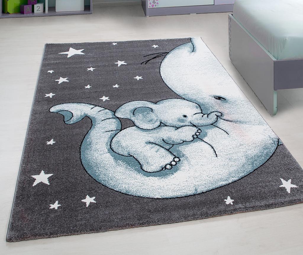 Preproga Baby Elephant Blue 160x230 cm
