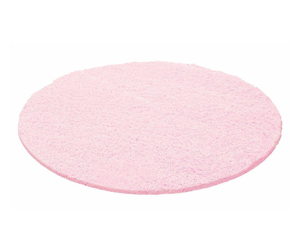Covor Life Round Pink 200 cm