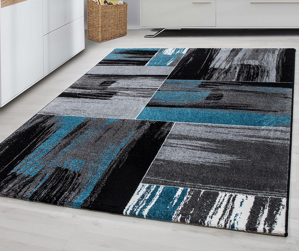 Preproga Lima Abstract Turquoise 160x230 cm