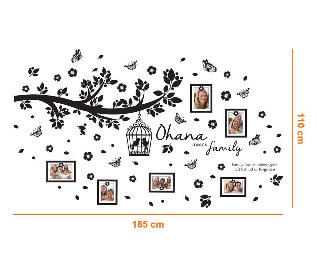 Sticker Family Tree Photo