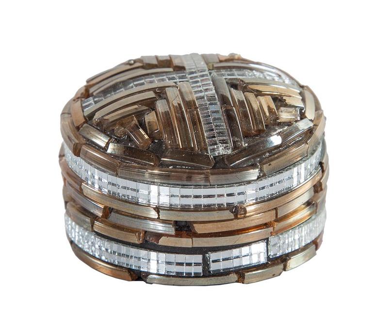 Škatla za nakit s pokrovom Emery M