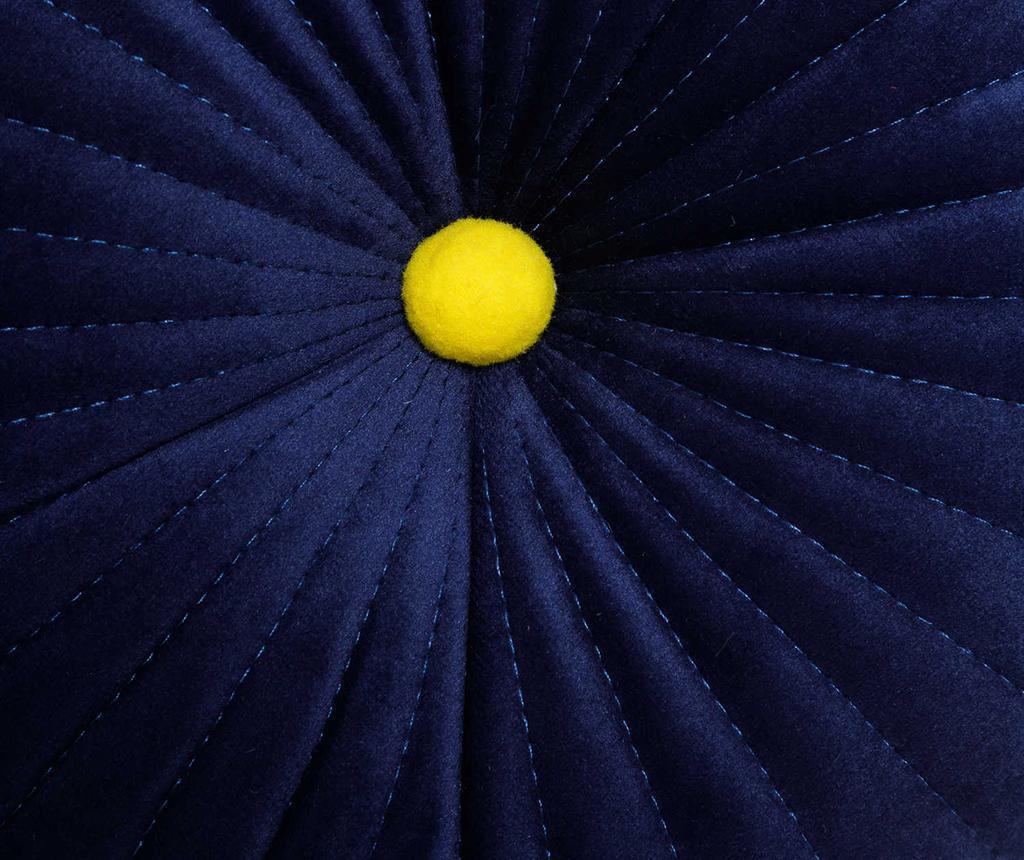Dekorační polštář Daisy Blue 30 cm