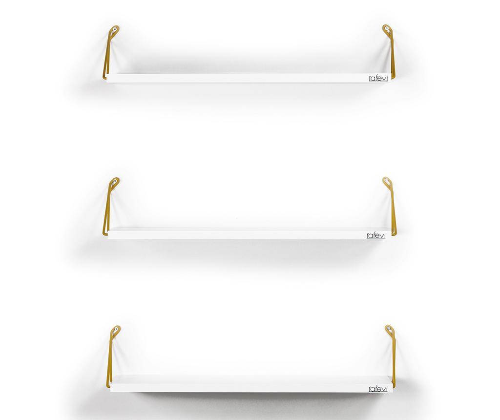 Комплект 3 стенни рафта Altai White Yellow