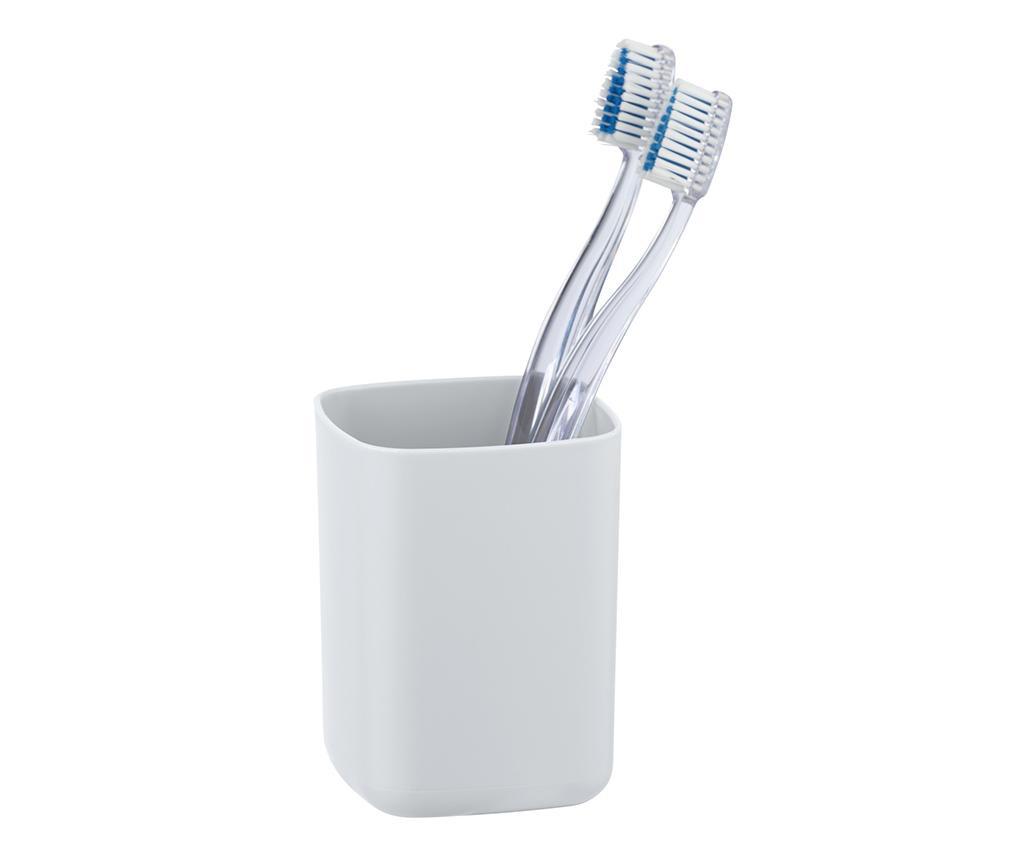Поставка за четки за зъби Barcelona White