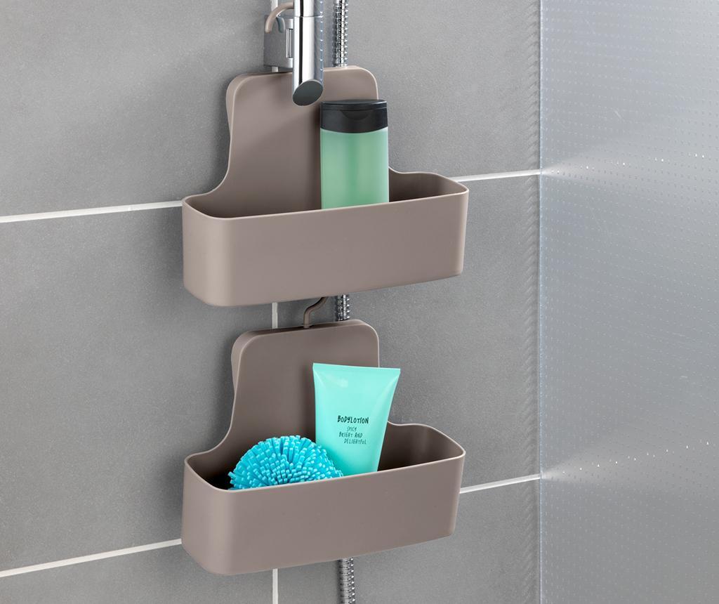 Držalo za kopalniške dodatke Barcelona Taupe