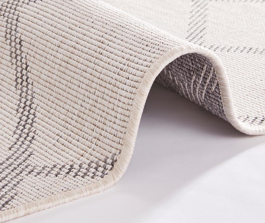 Corsica Grey Cream Megfordítható szőnyeg 200x290 cm