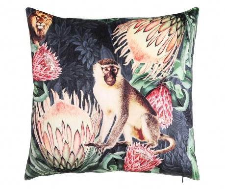 Dekorační polštář Small Monkey 45x45 cm