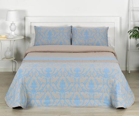 Set s posteljnim pregrinjalom Double Extra Artaza Azul
