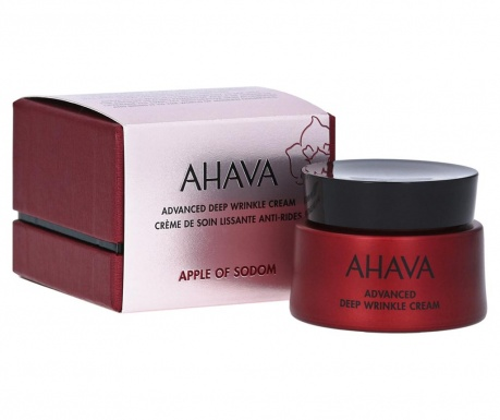 Masca anti-imbatranire pentru fata Ahava Apple of Sodom 50 ml