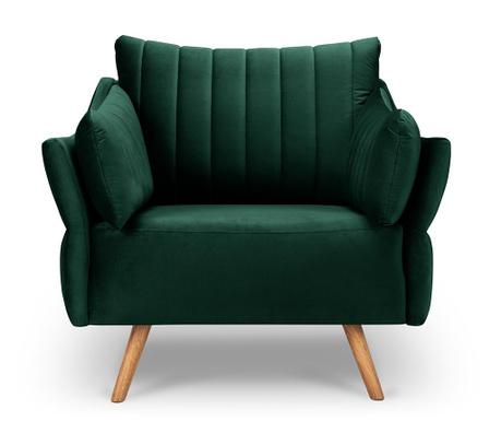 Fotelja Elysee Bottle Green