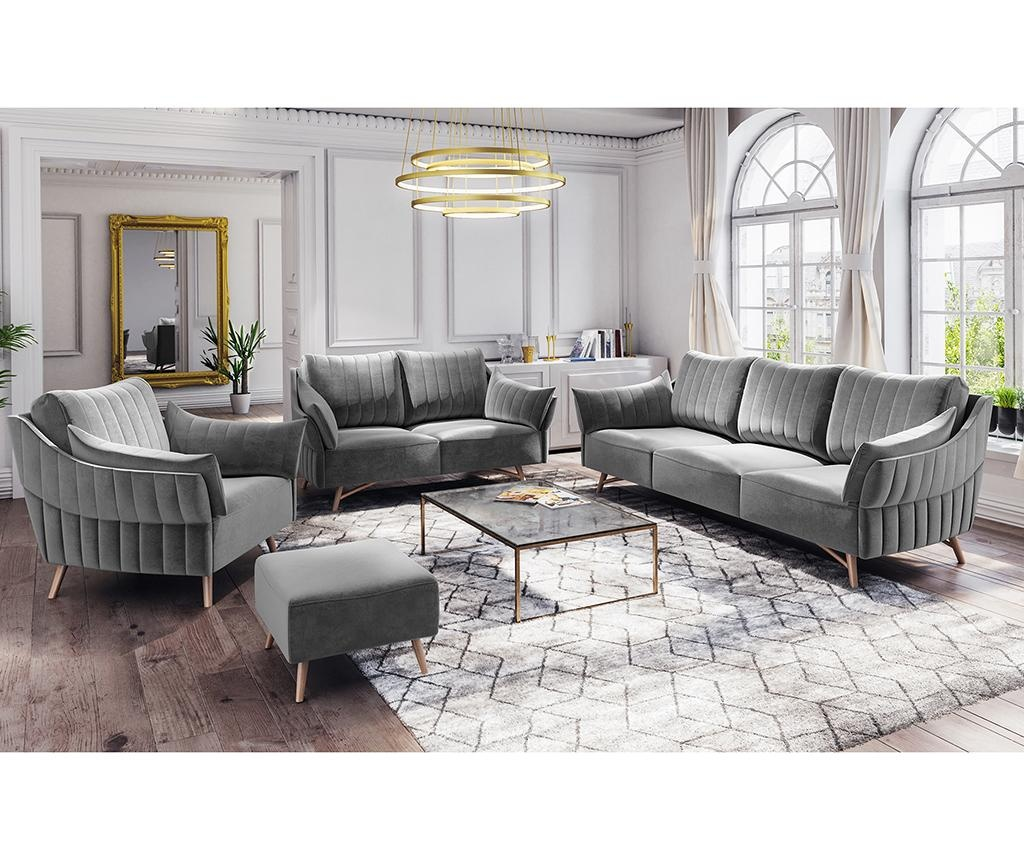 Fotoliu Elysee Light Grey