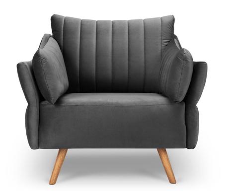 Fotel Elysee Dark Grey