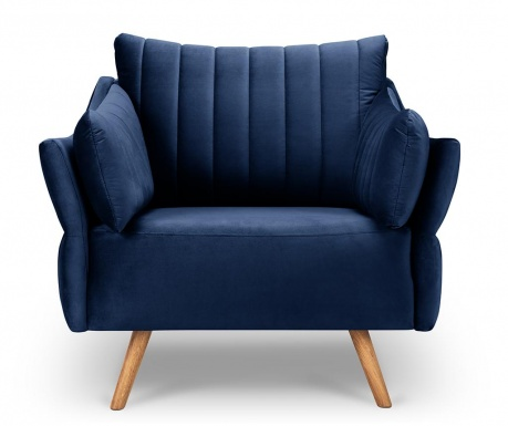 Fotel Elysee Royal Blue