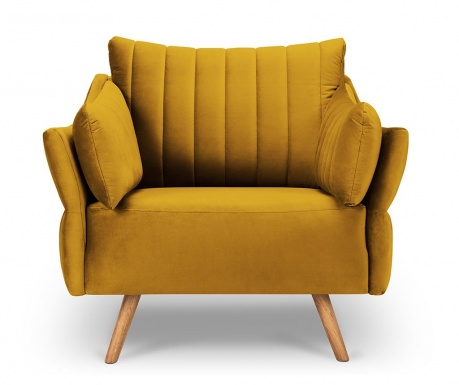 Fotel Elysee Gold