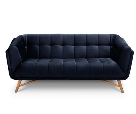 Kauč dvosjed Etoile Navy Blue