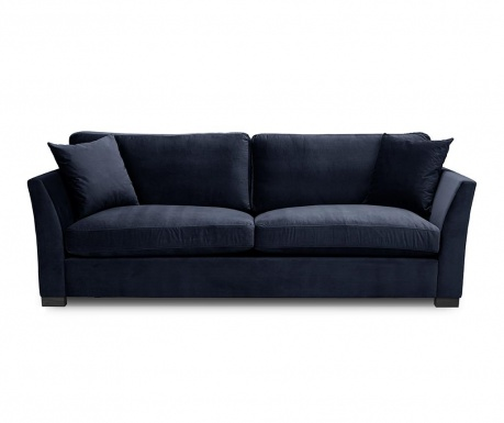 Kauč trosjed Times Navy Blue