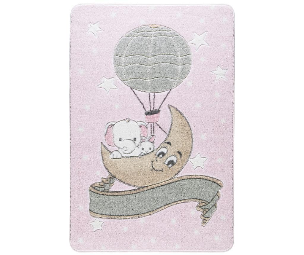 Covor Moonlight Pink 133x190 cm