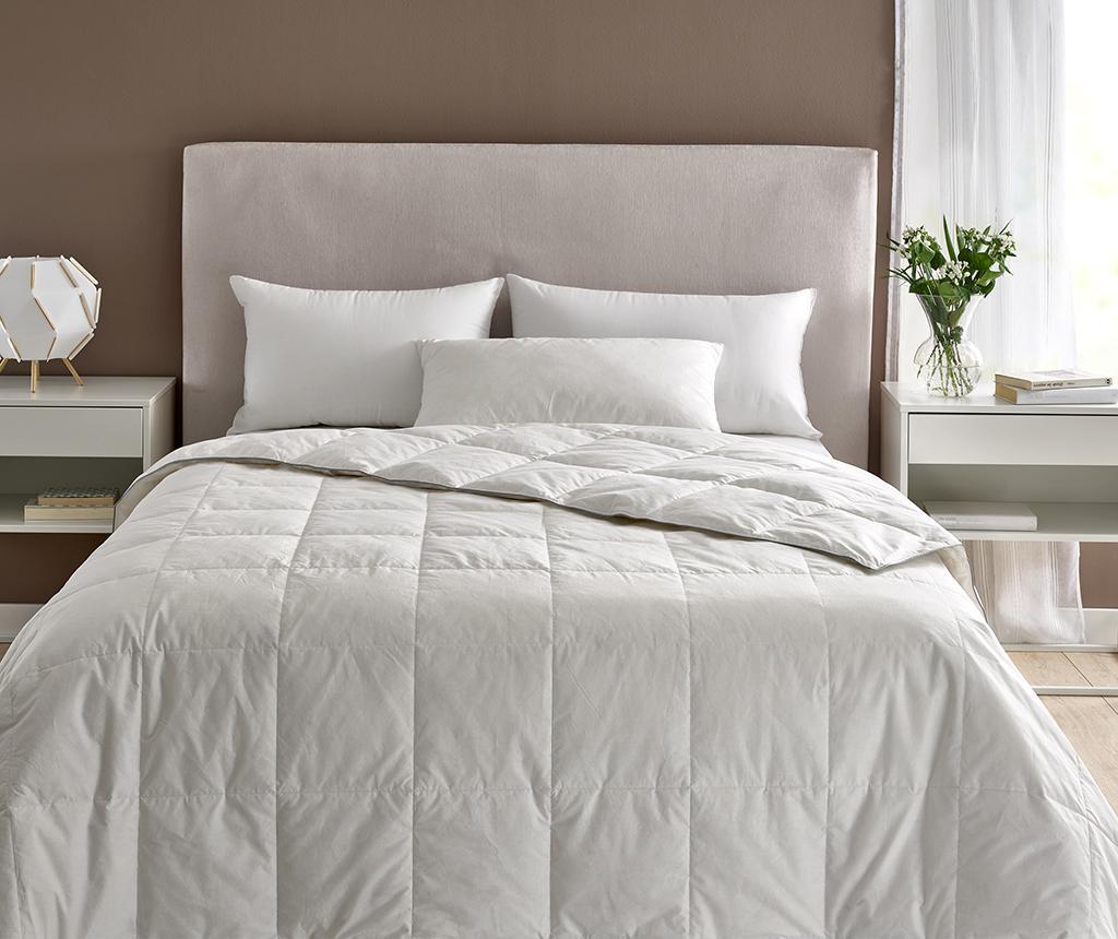 Prešito posteljno pregrinjalo Percale Fluffy Delight 200X200 cm