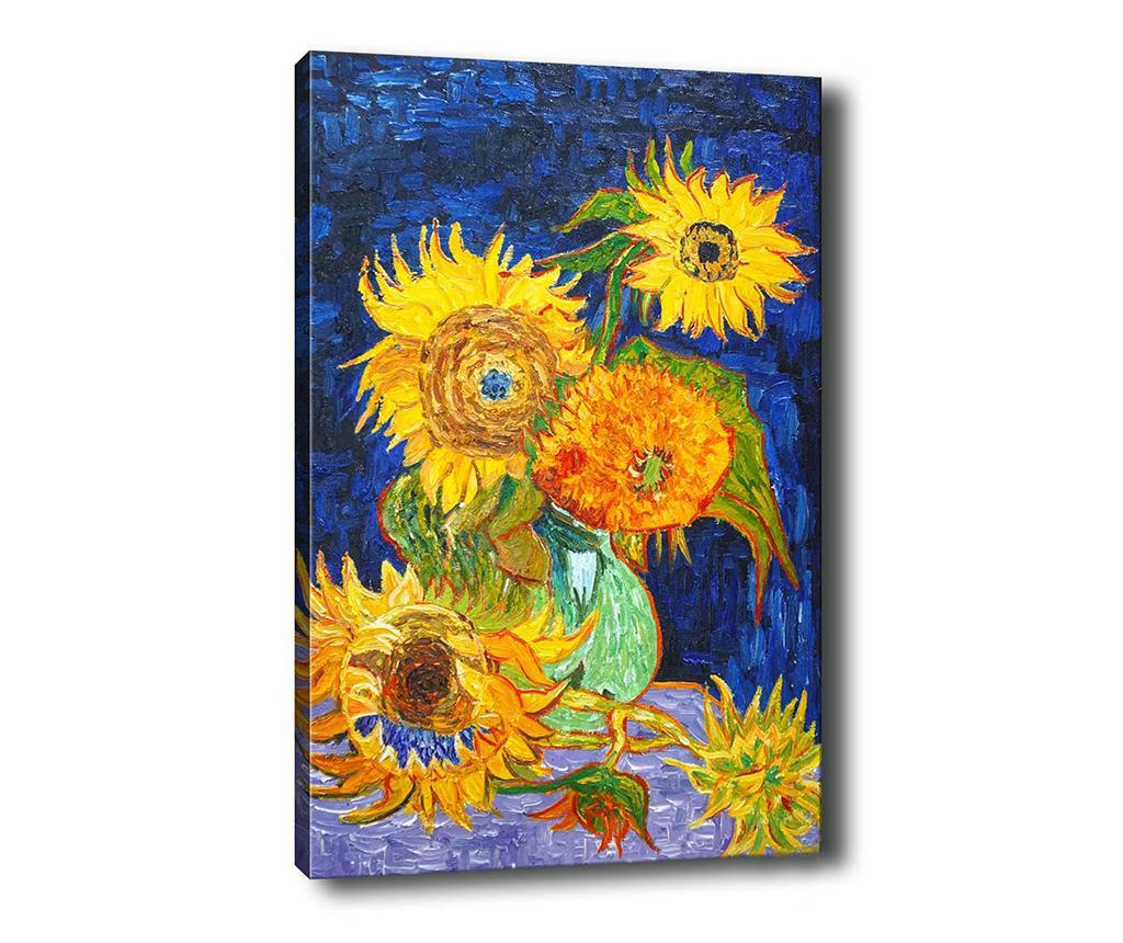Slika Sunflowers 50x70 cm