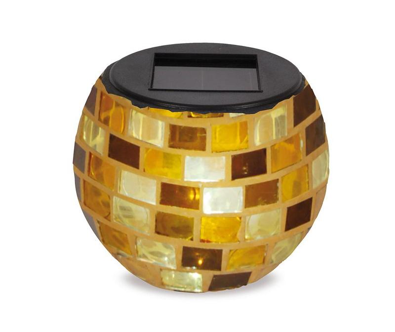 Solární lampa Rogelio