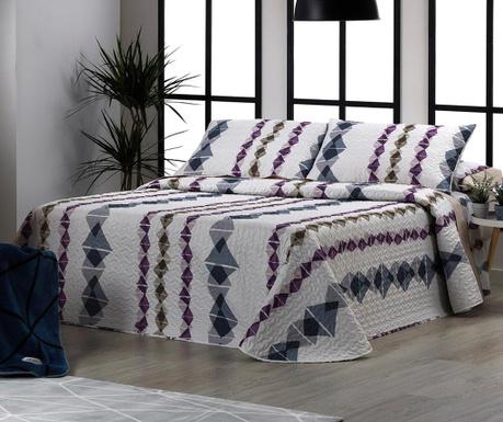 Zestaw pikowany na łóżko King Extra Lina