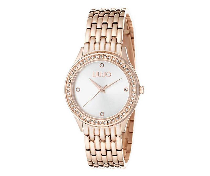 Дамски ръчен часовник LIU JO Roxy Gold Rose