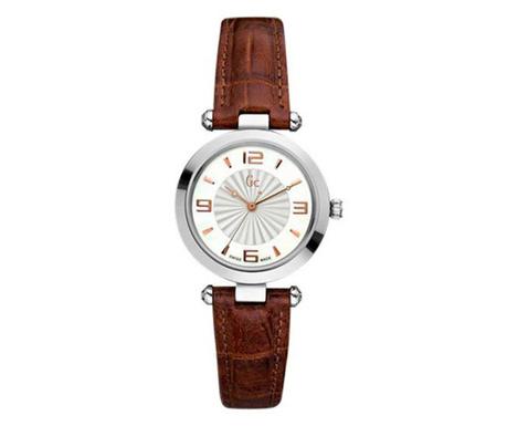 Dámské hodinky Guess Sport Chic Class Brown